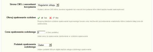 Ustawienia ogólne cz.4
